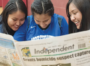 For local sports coverage, pick up the Independent